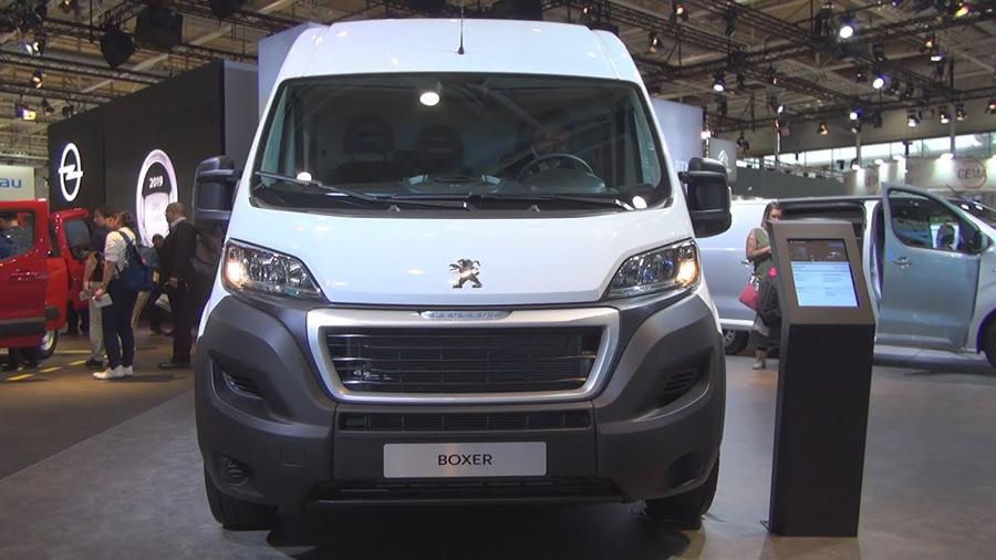 Peugeot Boxer 2019