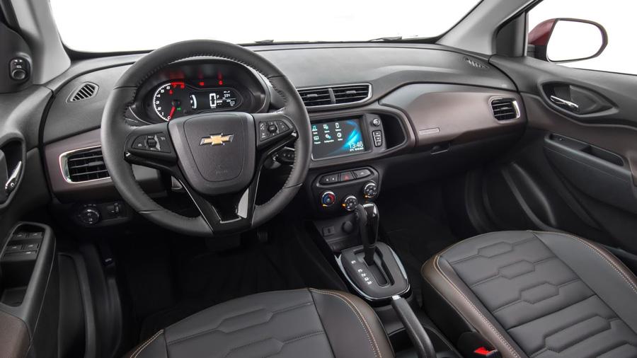 Chevrolet Prisma2019