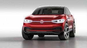 Volkswagen I.D. Crozz 2020