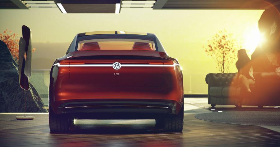 Volkswagen I.D. Lounge 2021