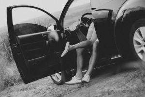Namorar no carro