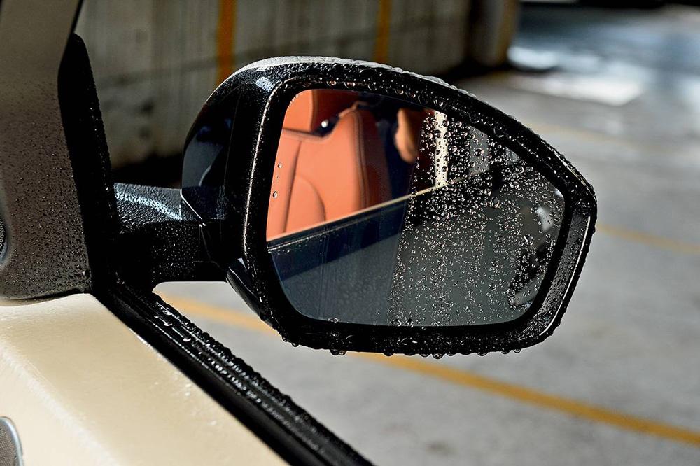 Repelente de água para o carro