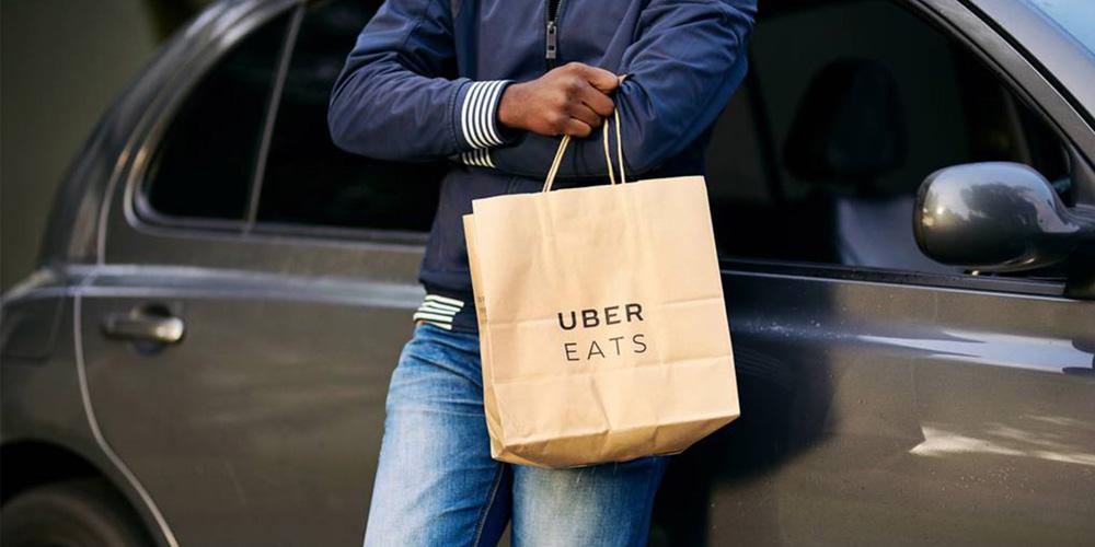 Como ser entregador Uber Eats?