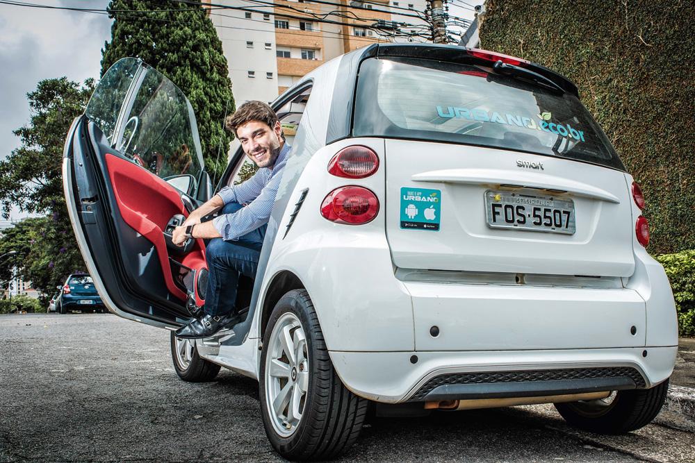 Urbano Car Sharing