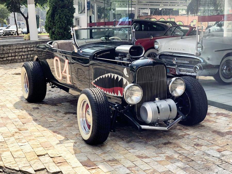 Carros Hot Rod