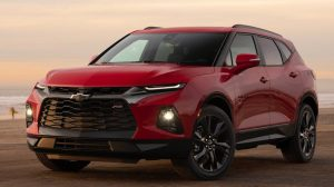 Chevrolet Trailblazer 2020