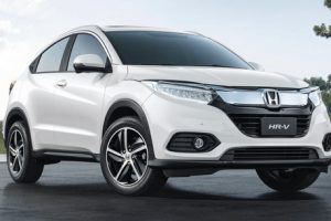 Honda HR-V Touring 2020