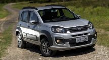 Fiat Uno 2020