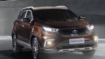 Ford Territory 2020
