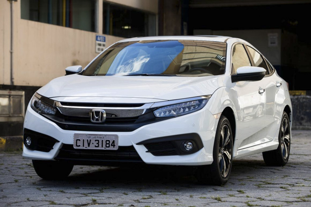 Honda Civic Touring 2020