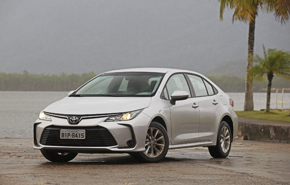 Honda Civic ou Toyota Corolla