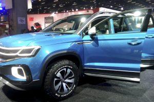 Volkswagen Tarok 2020